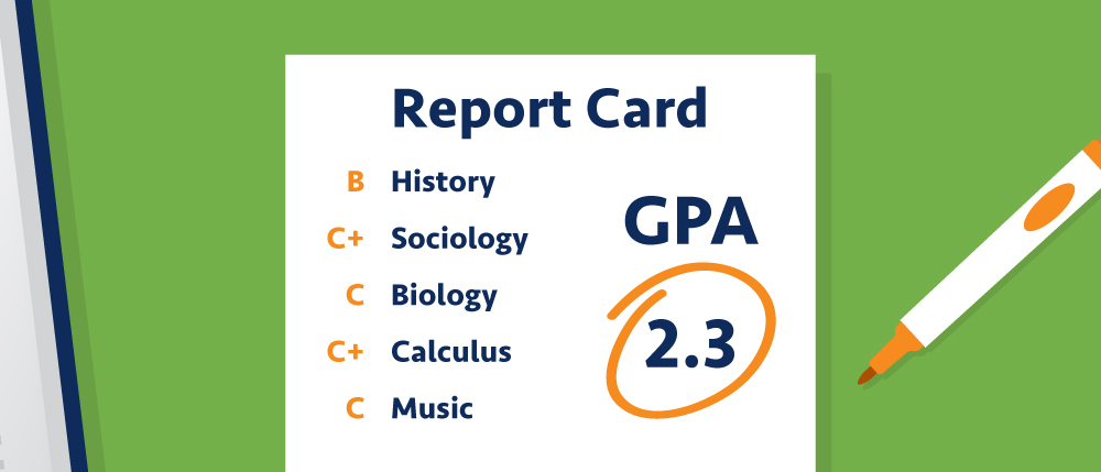 GPA Maintain in college