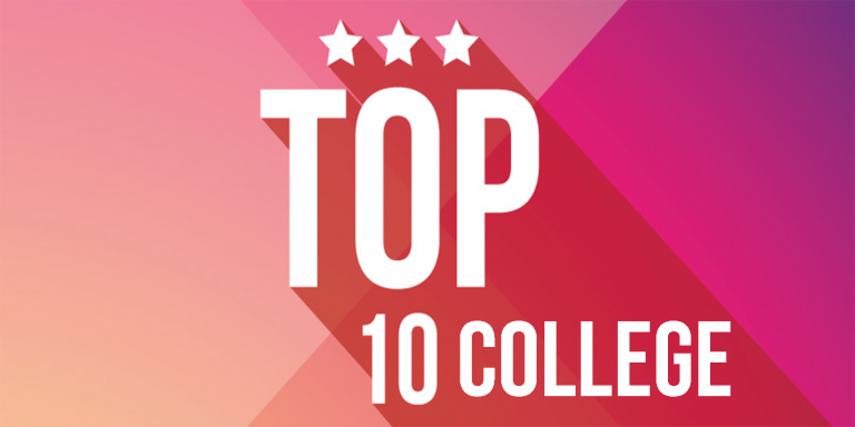 Top 10 College